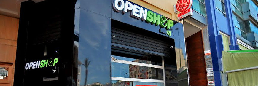 MAgasin OpenShop